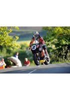 John McGuinness Superbike Ballaugh Bridge TT 2010