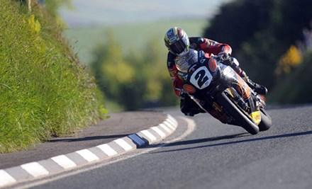 John McGuinness Superbike TT 2010