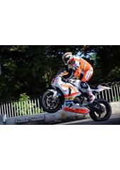 John McGuinness Superstock Ballaugh Bridge TT 2010