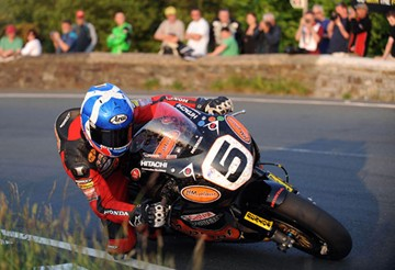 Keith Amor Gooseneck TT 2010 - click to enlarge