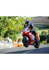 Michael Dunlop Ballaugh Bridge TT 2010