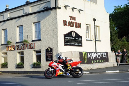 Michael Dunlop Ballaugh TT 2010 - click to enlarge