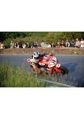 Michael Dunlop Gooseneck TT 2010