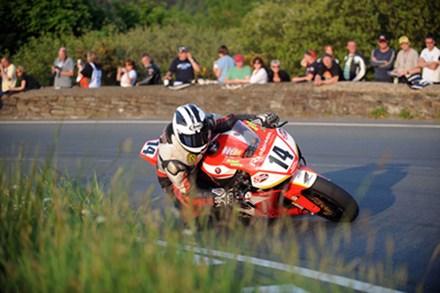 Michael Dunlop Gooseneck TT 2010 - click to enlarge