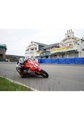 Michael Dunlop Superstock Creg ny Baa TT 2010