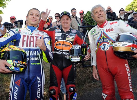 Rossi, McGuinness & Agostini  - click to enlarge