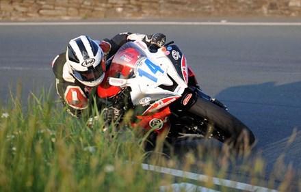 William Dunlop Gooseneck TT 2010 - click to enlarge