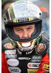 John McGuinness Face TT 2010