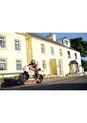 Ian Hutchinson  Rhencullen TT 2009 Supersport Practice