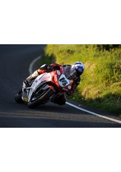 Keith Amor Tower Bends TT 2009 Superbike Practice