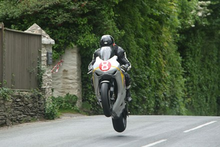 Guy Martin Ballacrye Superstock TT 2010