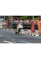 Ian Hutchinson St Ninians Superbike TT 2010