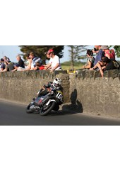 Robert Dunlop Steam Packet Post TT 125cc race 2006