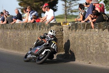 Robert Dunlop Steam Packet Post TT 125cc race 2006 - click to enlarge