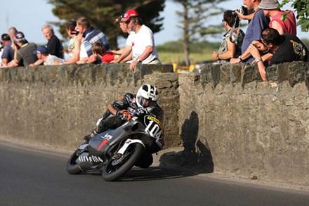 Robert Dunlop Steam Packet Post TT 125cc race 2006 - click to enlarge