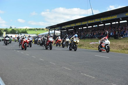 Ulster Grand Prix 2010 Supersport