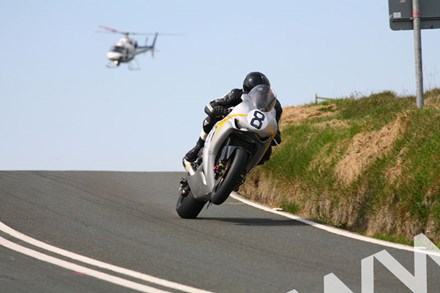 Guy Martin/Helicopter TT 2010