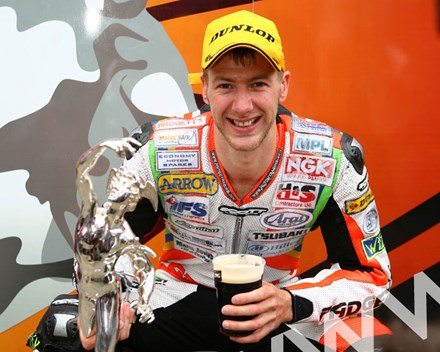 Ian Hutchinson Trophy/Pint TT 2010