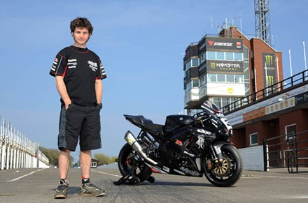 Guy Martin 2011 TT Press Launch - click to enlarge