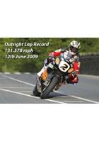 McGuinness Lap Record TT 2009