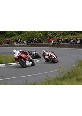 Dunlop Brothers & Cummins Gooseneck TT 2009 Supersport Race