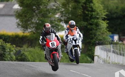 Cameron Donald TT 2011 Ballaugh