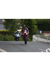 Conor Cummins/Dan Kneen TT 2011 Ballaugh