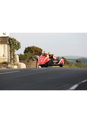 Dave Molyneux Dan Sayle Rhencullen TT 2009