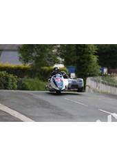 John Holden/Andrew Winkle TT 2011 Ballaugh