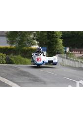 Klaus Klaffenbock/Dan Sayle TT 2011 Ballaugh