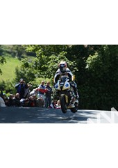 Keith Amor TT 2011 Supersport 1 Race Ballaugh