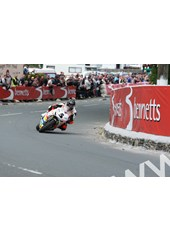Bruce Anstey TT 2011 Superbike Race Ginger Hall