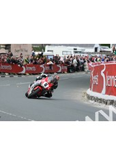 Cameron Donald TT 2011 Superbike Race Ginger Hall