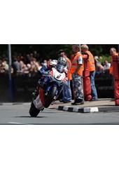 John McGuinness TT 2011 Superbike Race St Ninians