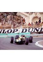 Jim Clark 1966 Monaco GP