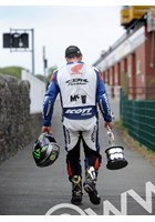 John McGuinness TT 2011 Superbike Race Returns