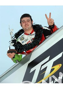 Michael Dunlop TT 2011 Superstock Podium