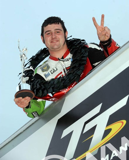 Michael Dunlop TT 2011 Superstock Podium - click to enlarge