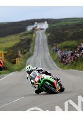 Michael Dunlop TT 2011 Superstock Creg ny Baa