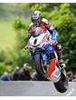 John McGuinness TT 2011 Superbike Acrylic