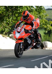 Ryan Farquhar Ballaugh Superstock Practice TT 2009