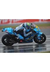 Alvaro Bautista British MotoGP 2011 Silverstone