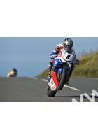 John McGuinness TT 2011 Superbike Across the Mountain