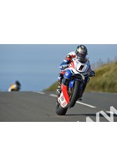 John McGuinness TT 2011 Superbike Across the Mountain