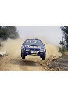 Colin McRae Subaru Rally Australia Acrylic