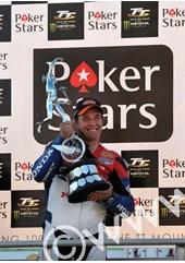 John McGuinness TT 2011 Senior Trophy