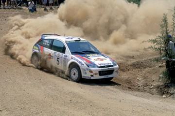 Colin McRae  Ford Focus 2000 Acropolis  - click to enlarge