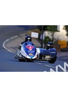 John Holden and Andy Winkle TT 2011 Sidecar 2 Union Mills