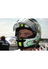 Michael Dunlop TT 2011 in Helmet