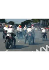 TT 2011 Yamaha Parade